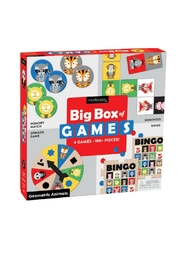 Mudpuppy Big Box Games - Product Mini Image