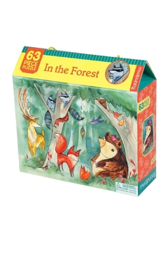 Mudpuppy Forest Puzzle - Product List Image