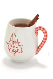Two's Company Mug & Fuzzy Sock Set - Front cropped