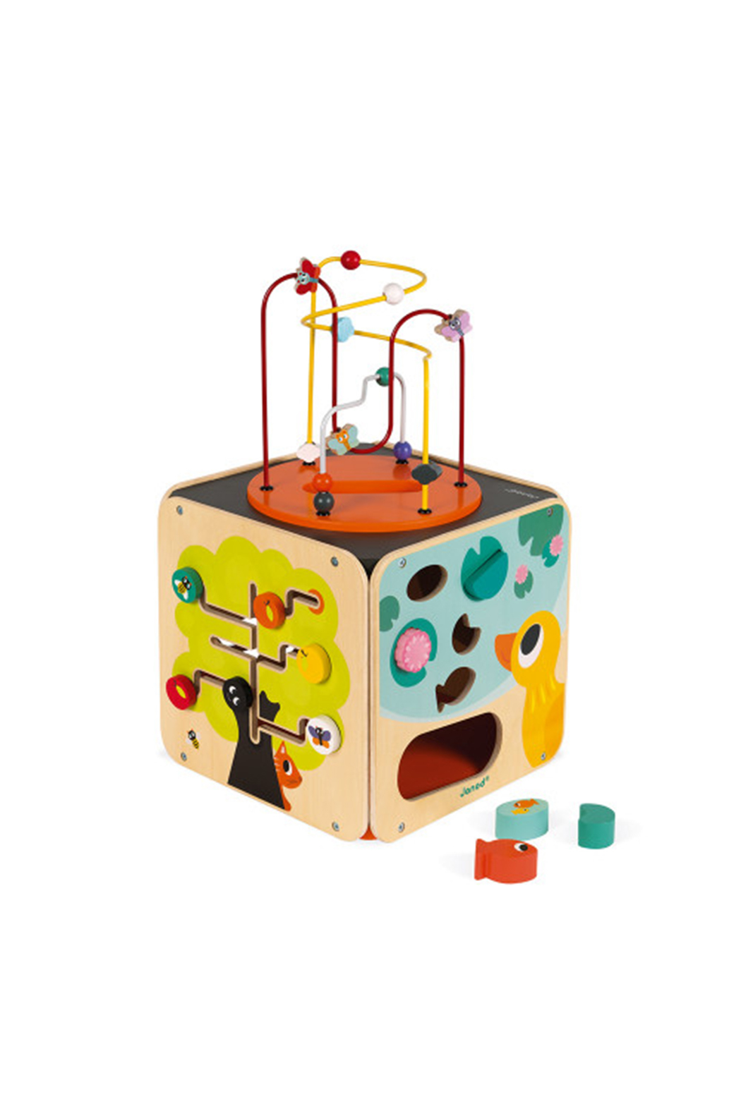 Janod Multi-Activity Looping Toy - Main Image
