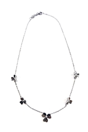 Lets Accessorize Multi Clover Necklace - Product Mini Image