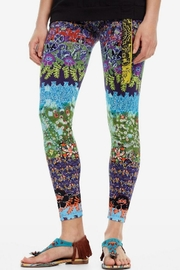 DESIGUAL Multi-Color Johana Legging - Product Mini Image