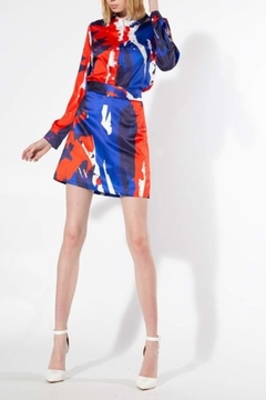 BEULAH STYLE Multi-Color Skirt Set - Product List Image