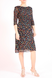 Talk of the Walk Multi Dots Dress - Product Mini Image