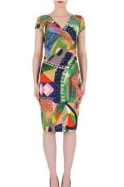 Joseph Ribkoff Multi Dress - Product Mini Image