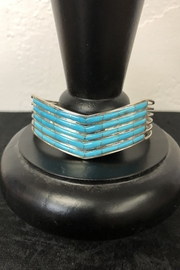 Jan Jachimek Multi-Layered Turquoise Bracelet - Product Mini Image