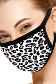Ninexis MULTI LEOPARD FACE MASK - Product Mini Image