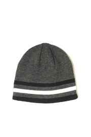 C.C Beanie Multi-Line Sporty Beanie - Front cropped