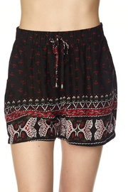 New Mix Multi Pattern Short - Front cropped