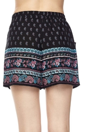 Ambiance Multi Print Short - Side cropped