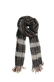 Joy Accessories Multi Slub Knit Scarf - Product Mini Image