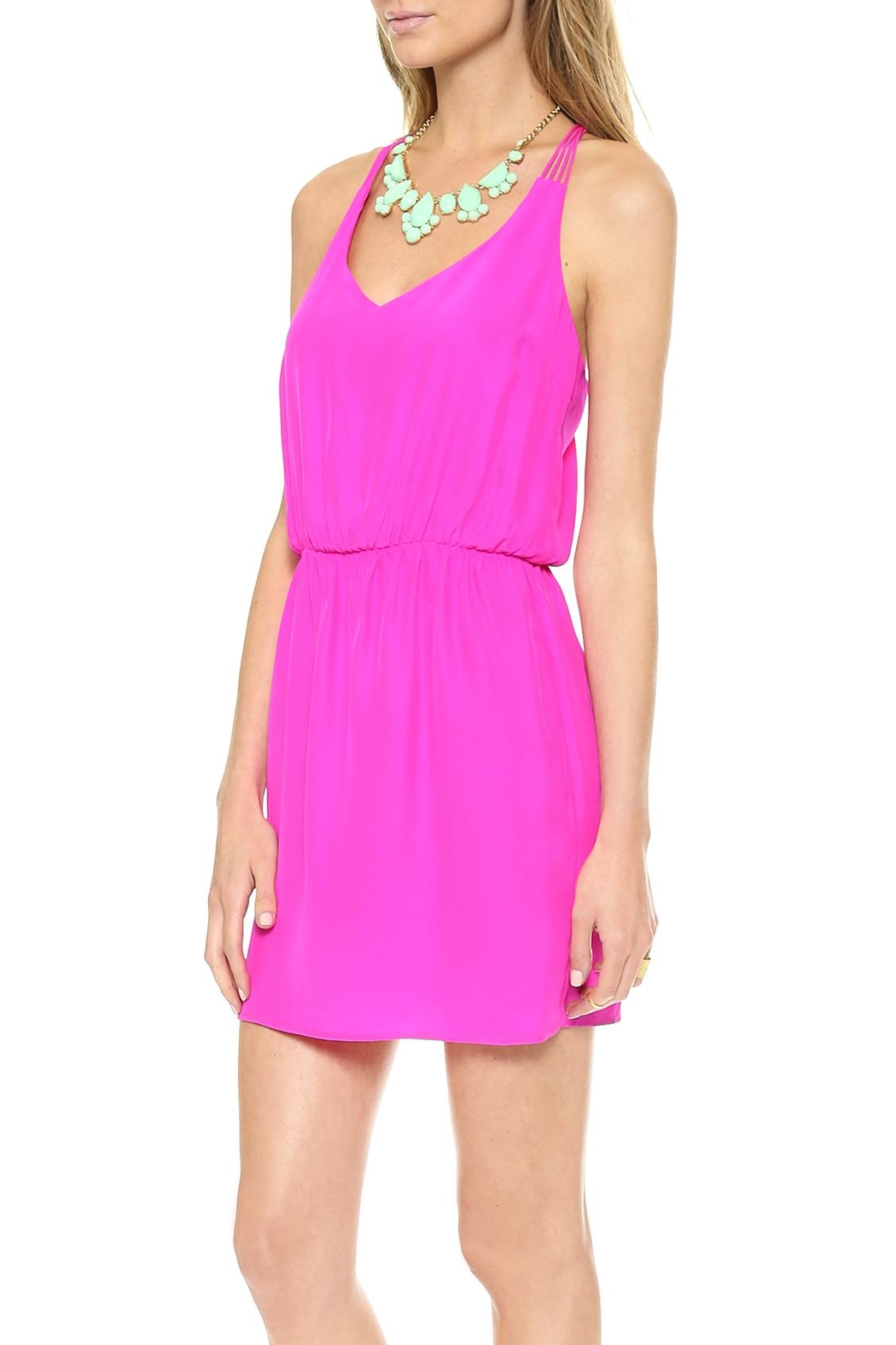Amanda Uprichard Multi Strap Dress - Main Image