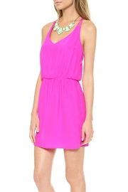 Amanda Uprichard Multi Strap Dress - Front cropped
