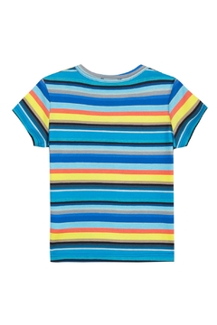 Paul Smith Junior Multi-Striped Tam T.Shirt - Alternate List Image