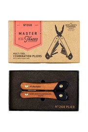 Wild & Wolf Multi Tool Combination Pliers - Front cropped