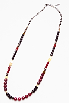 NAKAMOL CHICAGO Multibead Semiprecious Necklace - Product List Image