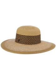 Dorfman Pacific Multibraid Hat - Front cropped