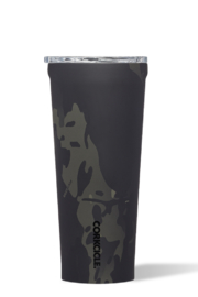 Corkcicle Multicam Black Tumbler 24oz - Product Mini Image
