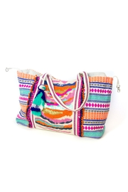 America & Beyond Multicolor Embellished Bag - Product Mini Image
