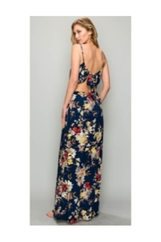 Polly & Esther Multicolor Floral Set - Front full body