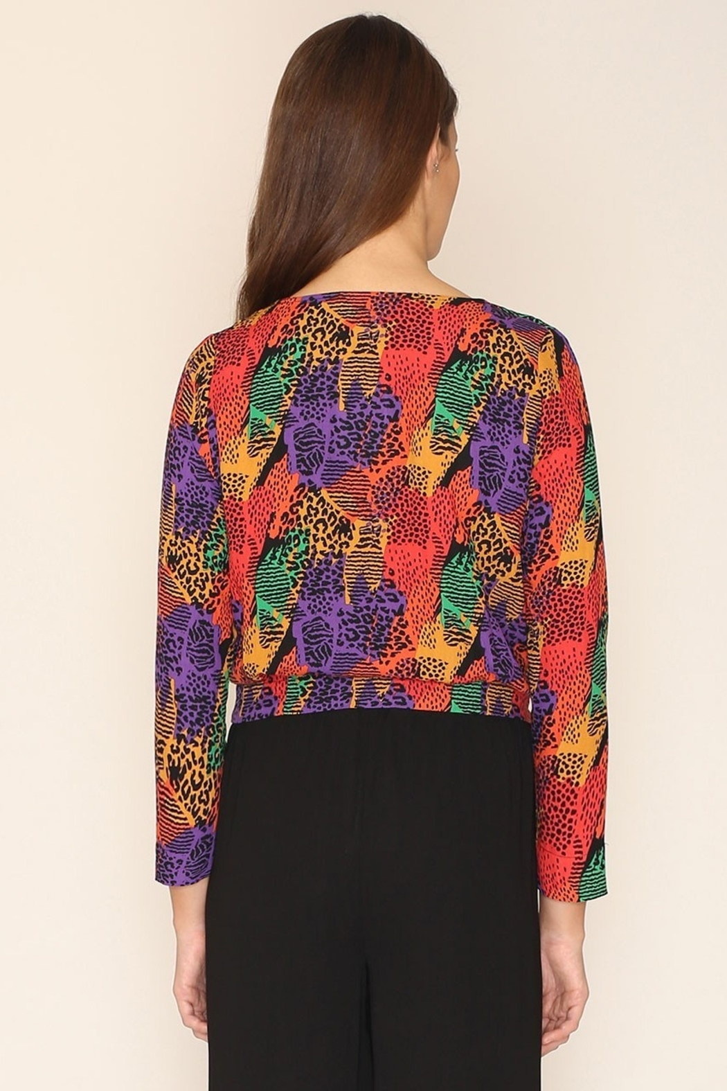 PepaLoves Multicolor Jackie Shirt - Front Full Image