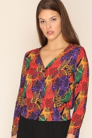 PepaLoves Multicolor Jackie Shirt - Front cropped