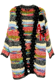 ANTONELLO SERIO Multicolor Maxi Cardigan - Product Mini Image