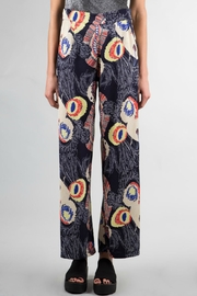 BEULAH STYLE Multicolor Palazzo Pants - Product Mini Image