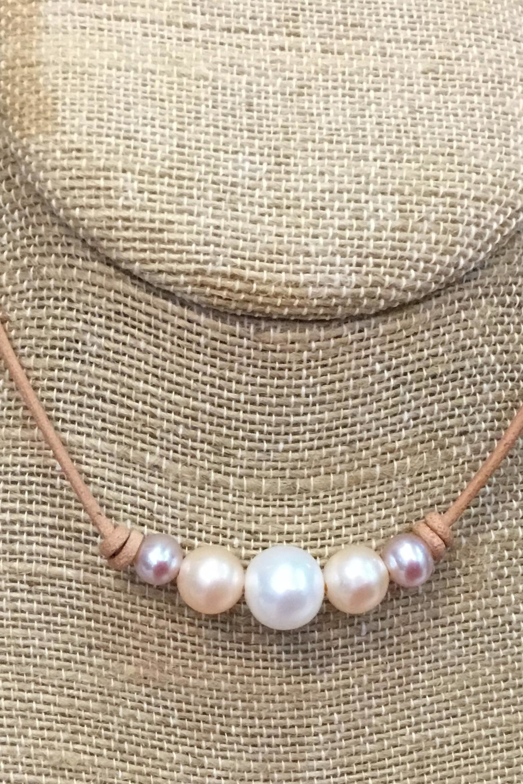 Lily Chartier Pearls Multicolor Pearl Necklace - Main Image