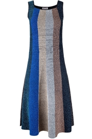 POSE  by FAME MULTICOLORED SLEEVELESS DRESS - Product Mini Image