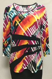 Softworks Multicolored Top - Product Mini Image