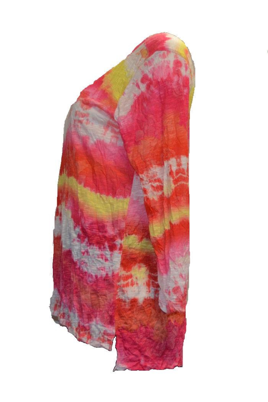 David Cline Multicolored Top - Front Full Image