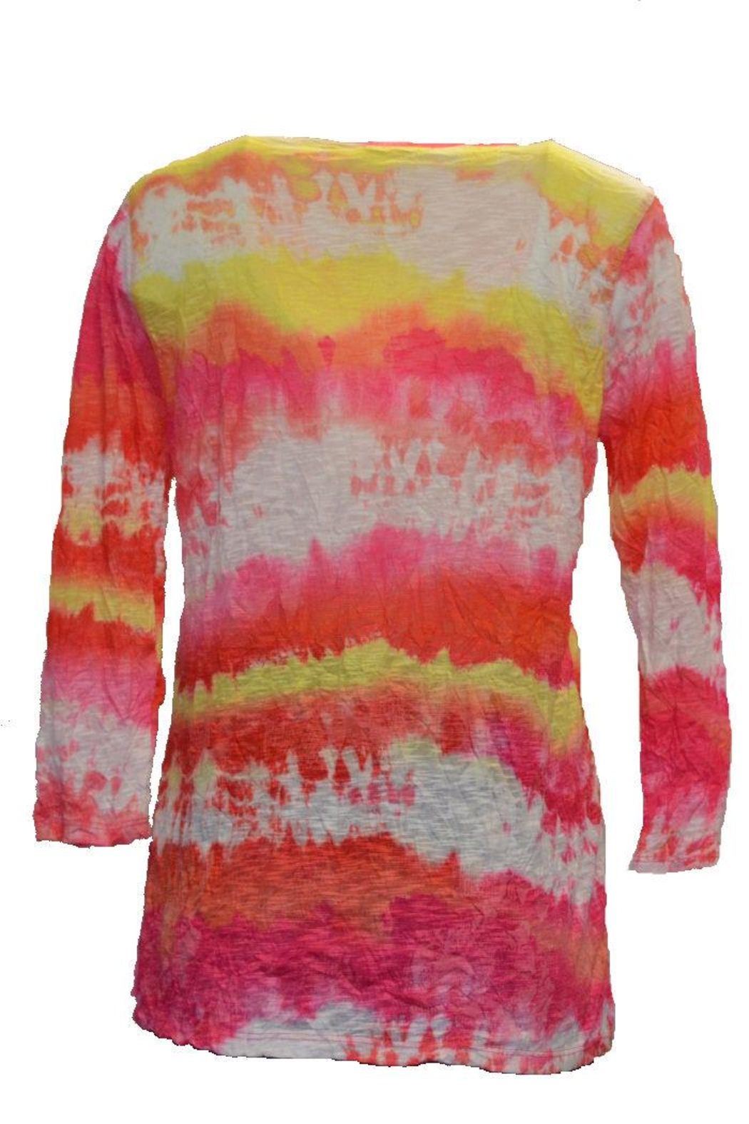 David Cline Multicolored Top - Side Cropped Image