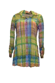 David Cline Multicolored Top - Front cropped