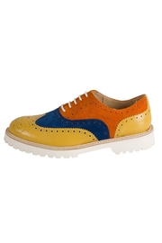 Pascucci Multicoloured Brogue - Product Mini Image