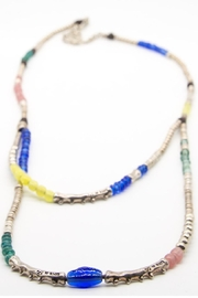 Uno de 50 Multilayer Beaded Necklace - Product Mini Image