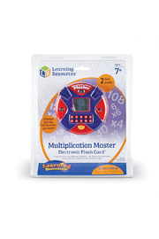 Learning Resources Multiplication Master - Back cropped