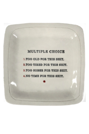 Honestly Goods Multiple Choice Porcelain Dish - Product Mini Image