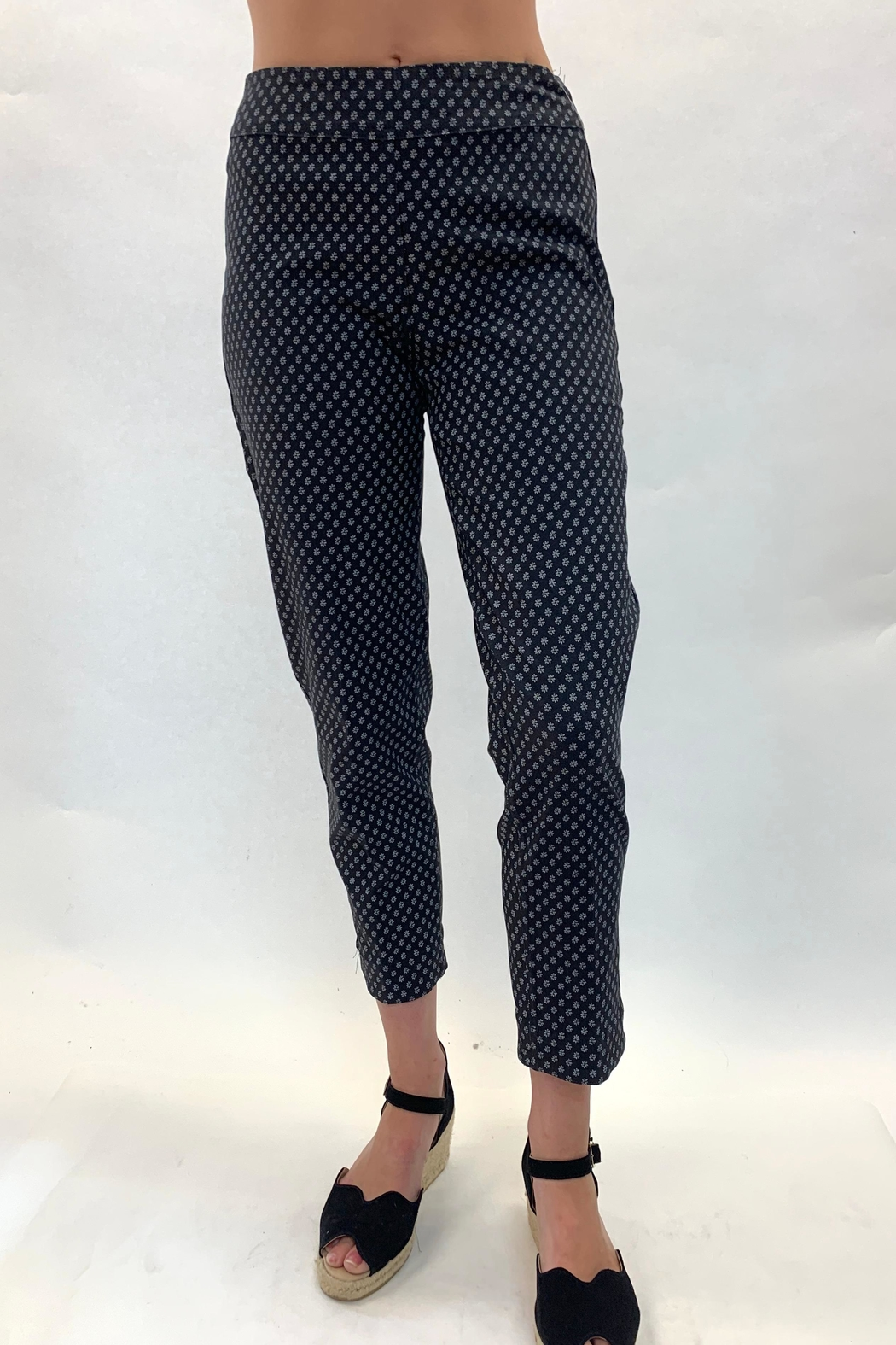 Multiples Reversible Daisy Pant - Main Image