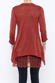 Multiples Spice Market Top - Back cropped