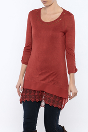 Multiples Spice Market Top - Front cropped