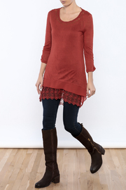 Multiples Spice Market Top - Front full body