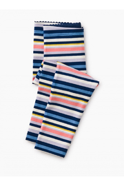 Tea Collection Multistripe Baby Leggings - Front cropped