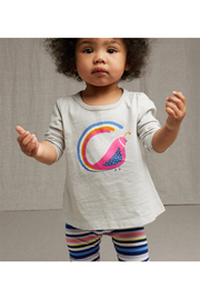 Tea Collection Multistripe Baby Leggings - Side cropped