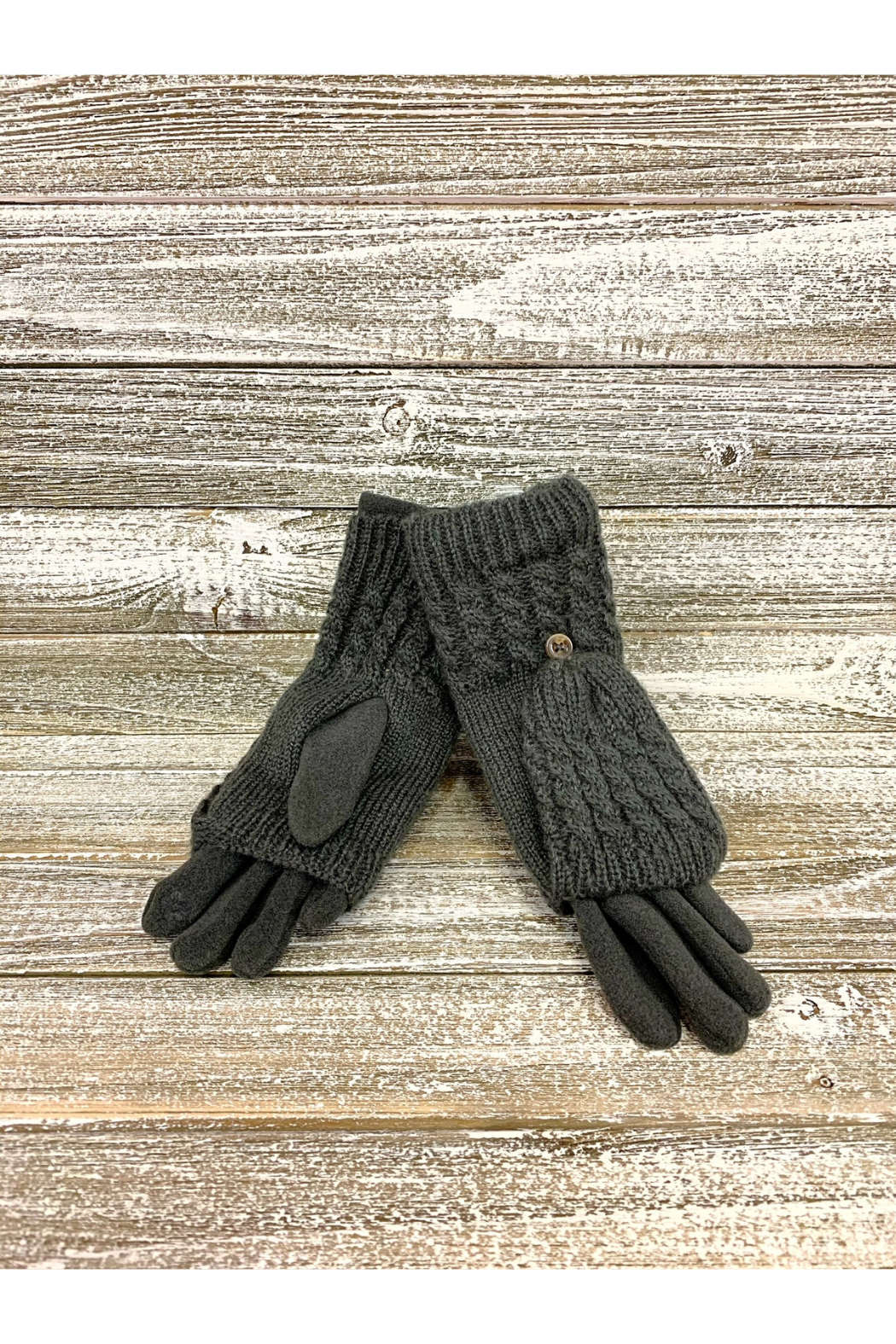 Giftcraft Inc.  Multiuse 3-n-1 Gloves - Front Cropped Image