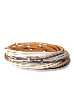 Baggis Accesorios Multy Strips Bracelet - Product List Image
