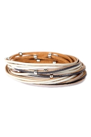 Baggis Accesorios Multy Strips Bracelet - Product Mini Image