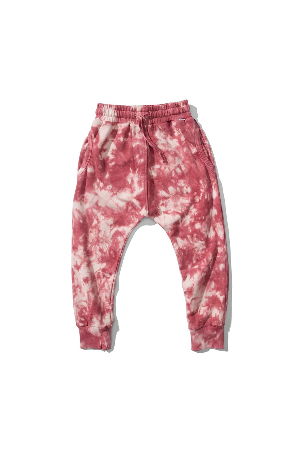 Munster Tie Dye Sweatpants - Front Full Image