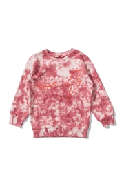 Munster Tie Dye Sweatshirt - Front full body