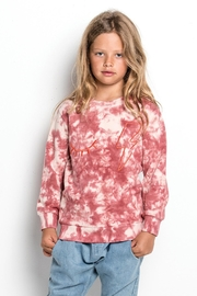 Munster Tie Dye Sweatshirt - Product Mini Image